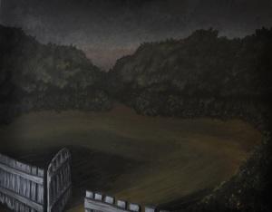 acrylic, 2008